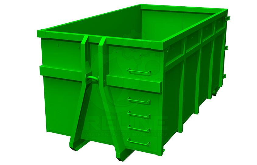 Мультиліфт контейнер для будівельного сміття