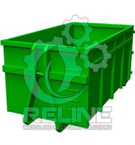 Контейнер для будівельного сміття 20м3