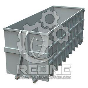 Контейнер для будівельного сміття під мультиліфт 35м3