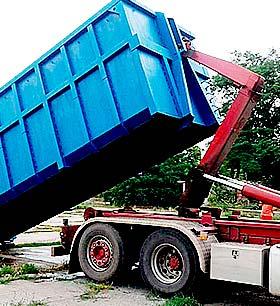 Мультиліфт контейнери для сміття