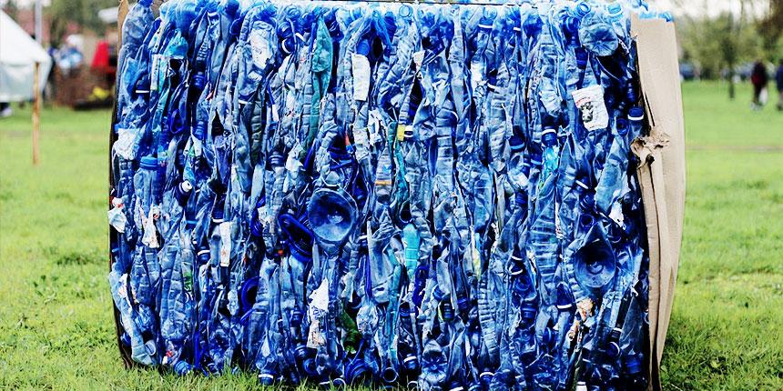 Переробка пластикових пляшок
