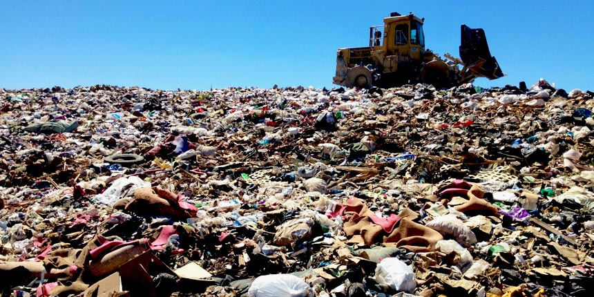 Сміттєзвалища та їх вплив на довкілля