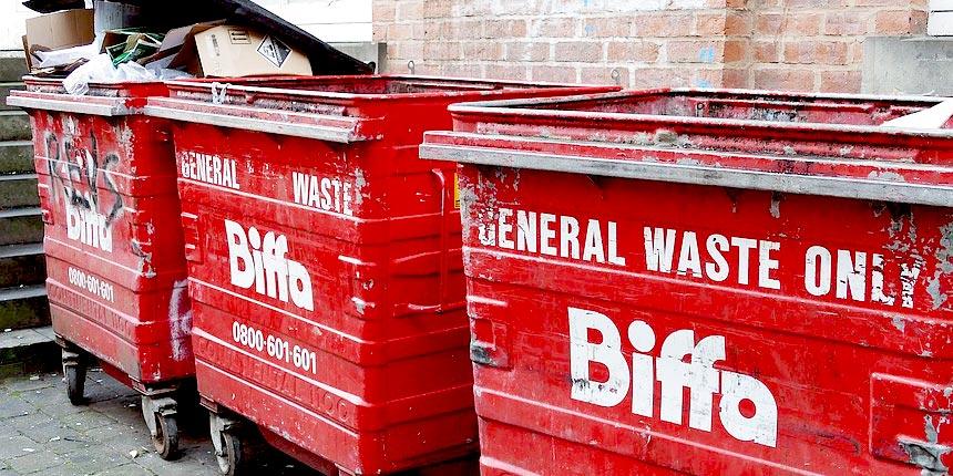 Вивіз сміття та благоустрій території