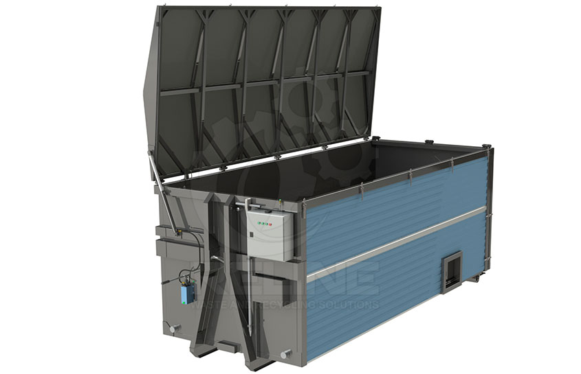 Контейнер для компостування органічних відходів